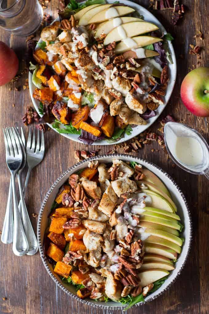 apple-butternut-chicken-salad