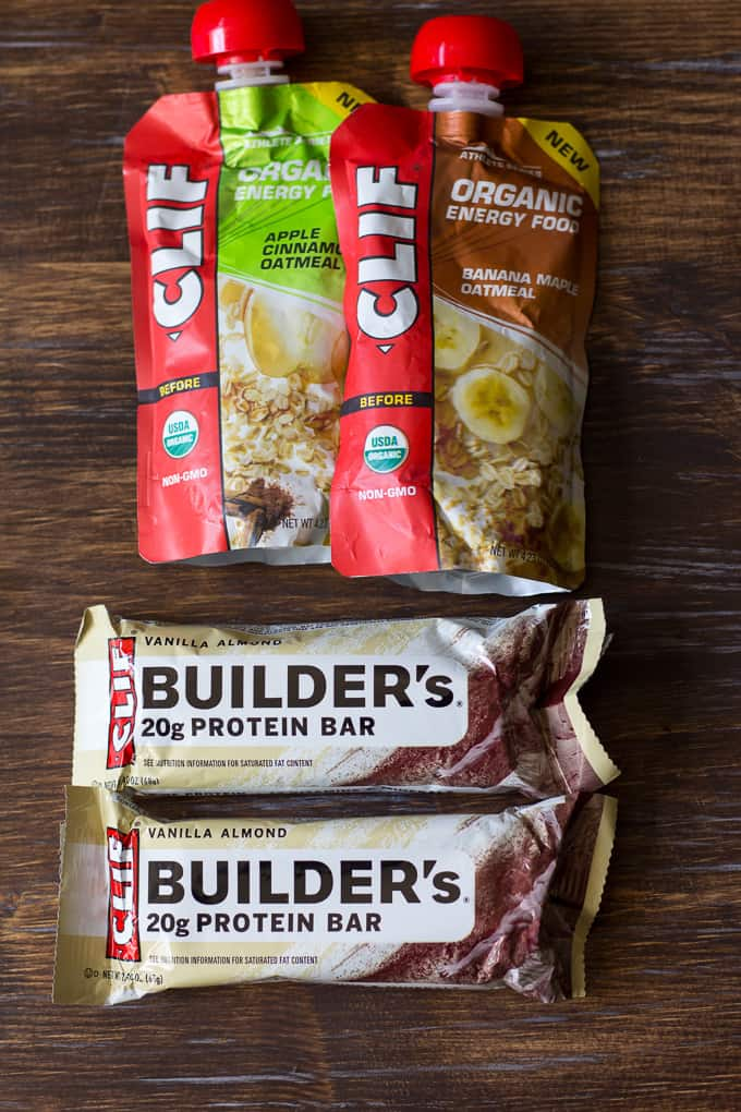 Peak Fitness Tips and Energizing with Clif Bar   The Paleo ...