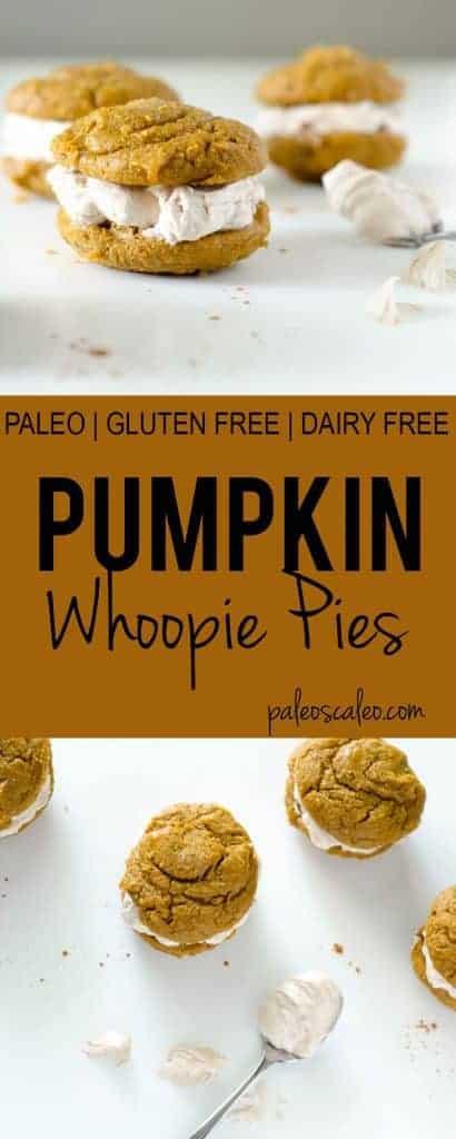 Paleo Pumpkin Whoopie Pies | PaleoScaleo