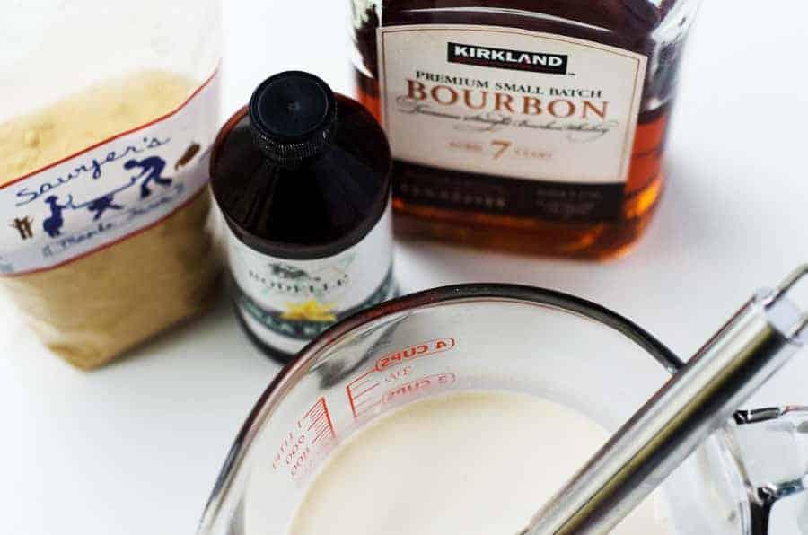 Bourbon Milk Punch   PaleoScaleo.com