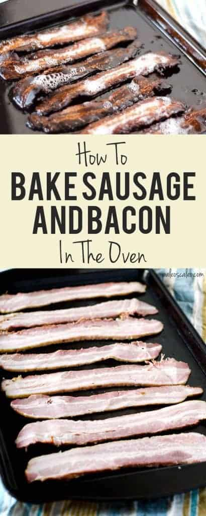 How To Bake Bacon In The Oven  Paleoscaleo