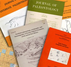 Just out | RNames, a stratigraphical database designed for the statistical analysis of fossil occurrences – the Ordovician diversification as a case study @ Palaeontologia Electronica