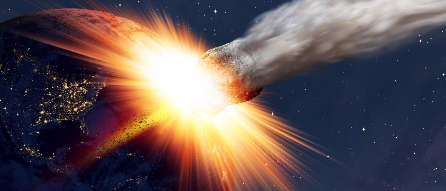 On the News | Scientists Have Predicted When Earth Will Be Hit By An Extinction-Level Asteroid @ The Daily Caller