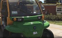 Los Eco-Autos recorrerán los Bosques de Palermo y la Reserva Ecologíca en visitas guiadas gratuitas
