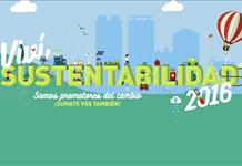 11 y 12 de noviembre Primera Edición de -Viví Sustentabilidad-