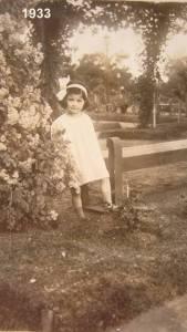 foto 1930 El Rosedal