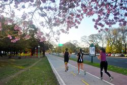 Cuales son las calles por las que podés correr en Buenos Aires