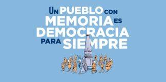 Actividades por el Día Nacional de la Memoria, Verdad y Justicia