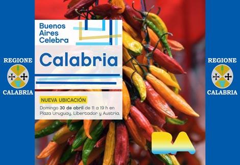 Buenos Aires Celebra Calabria 2017