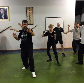 Escuela Ma Tsun Kuen de Palermo