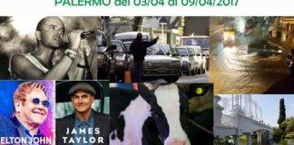 Sucedió en Palermo durante la semana del 03/04 al 09/04/2017