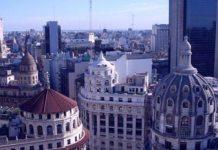 Vista desde el Mirador de la Galería Güemes