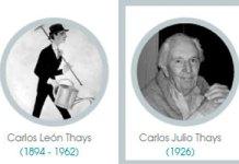4 generaciones de Carlos Thays