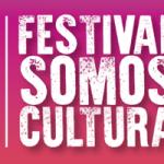 """El 1° de octubre Festival """"Somos Cultura"""" en los Bosques de Palermo"""