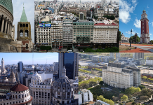 Visitas guiadas gratuitas a los Miradores porteños en septiembre 2017