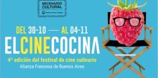 """Festival de Cine Culinario """"Cine Cocina"""""""