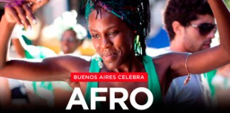 Buenos Aires celebra a la Comunidad Afro el sábado 11/11 en Palermo