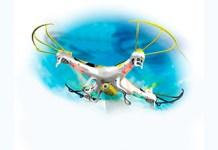 Aerolineas Argentinas impactó con un Drone