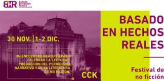 FestiBaHR - Basado en Hechos Reales - en el CCK