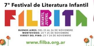 El Filbita - Festival de Literatura infantil del 23 al 26 de noviembre 2017