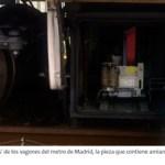 Asbesto en vagones de los subtes porteños