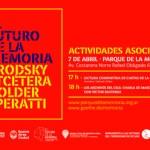 7 de abril - Actividades Especiales en el Parque de la Memoria