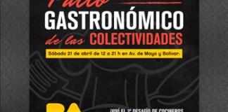 Patio Gastronómico de las Colectividades