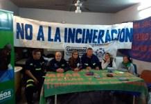 Organizaciones ambientales presentan amparo contra la incineración de basura en la ciudad