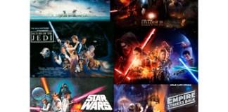 Maratón de Star Wars