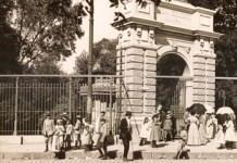 El viejo Zoológico Municipal nació integrando el Parque 3 de Febrero.