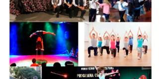 Programa Cultural en Barrios Septiembre 2018
