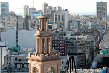 Miradores de Buenos Aires