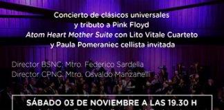 """Concierto """"Tributo a Pink Floyd"""" gratuito"""
