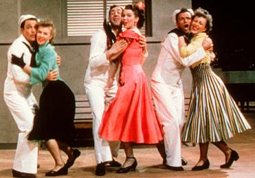 Del 1 al 15 de febrero Grandes musicales de Hollywood en la Sala Lugones