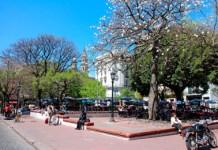 Visita guiada gratuita a la Plaza Dorrego