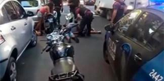 motochorros en Almagro