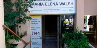 """Centro Integral de la Mujer (CIM) """"María Elena Walsh"""" en la Comuna 14"""