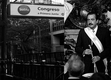 Estacion Linea A Congreso - Alfonsin