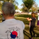 Escuela Ma Tsun Kuen Palermo, en el Día Mundial del Tai Chi se celebra el sábado 27 de abril de 2019