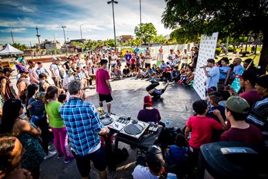 El domingo 26 de mayo se realiza el 4° Encuentro de Arte Urbano