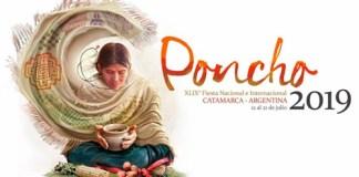 La presentación de la Feria del Poncho 2019 se realizará del 28 al 30 de junio en Palermo