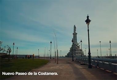 Fue inaugurado el Paseo de la Costanera