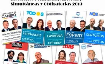 Elecciones PASO 2019