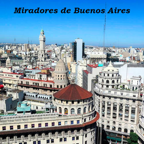 Miradores porteños - Septiembre 2019