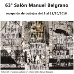 63° Salón Manuel Belgrano