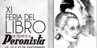 Feria del Libro de Temática Peronista