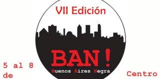 BAN! Festival Internacional de Novela Policial VII edición