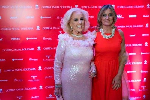 Mirtha Legrand y Josefina González Guerrico