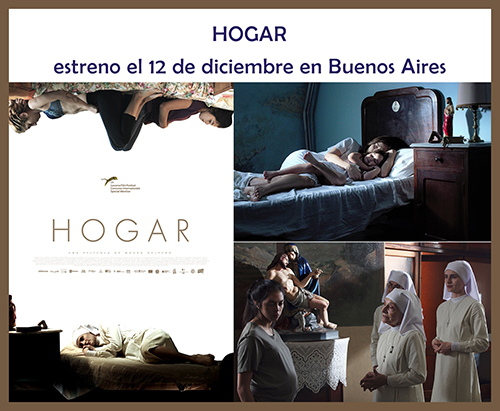 """Hogar"" la película de Maura Delpero se estrena el 12 de diciembre"
