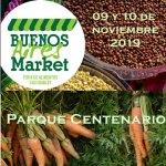 9 y 10 de noviembre: Buenos Aires Market en Parque Centenario